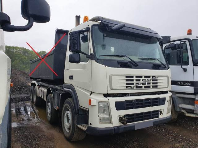 Volvo Fh 440 Hooklift No Container/ Heavy Chassis - 2008