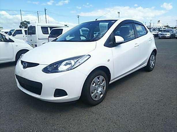 Cash or hire purchase: Mazda Demio Mombasa Island - image 1