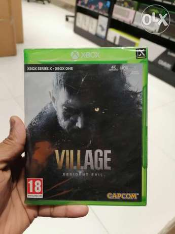 Xbox Game Village available