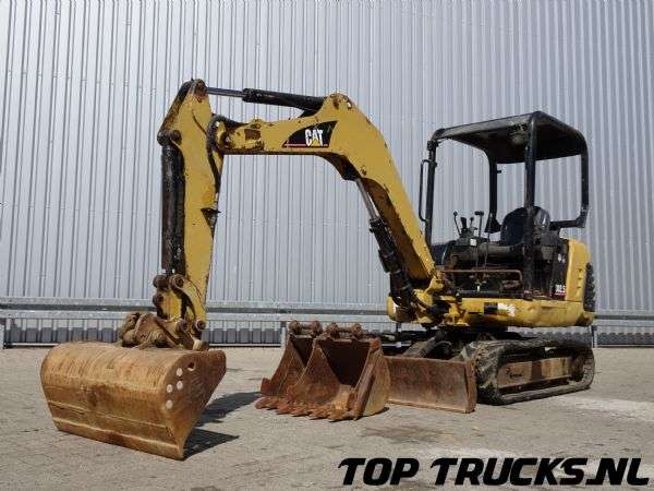 Caterpillar 302.5 Minigraver, Minibagger, Mini excavator incl 3 bakke... - 2005