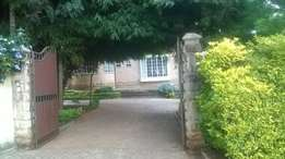 villa for sale in karen for 85M in a gated community of 14