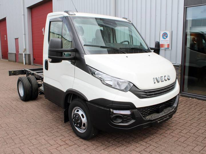 Iveco Daily Nieuw! 40C18 Chassis HI-Matic 40-180 WB:300 - 2019