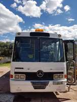 Bus For sale. Mercedes Benz 1722. 66 seater. 2004 very good condition.