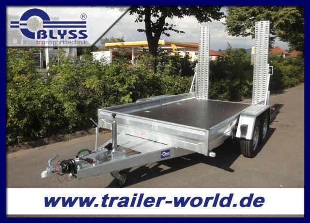 Blyss Baumaschinentransporter 3,5t GG 305x155x20cm