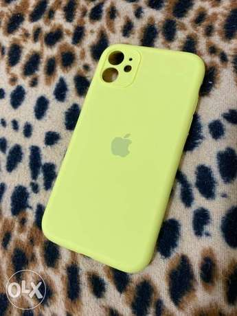 iphone 11 cover silicon