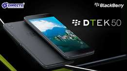 Brand new & sealed Black berry Dtek50 ksh 25500