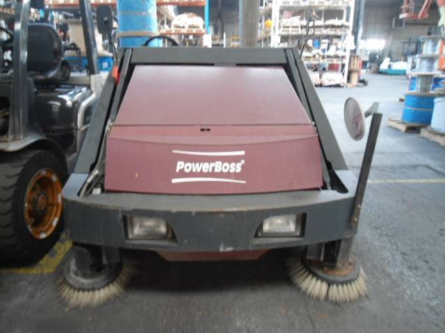 Powerboss Am9d - 2009
