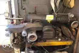 Brake lathe for disk & drum brakes