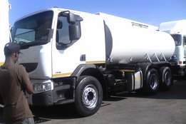neat renault water tanker for sale
