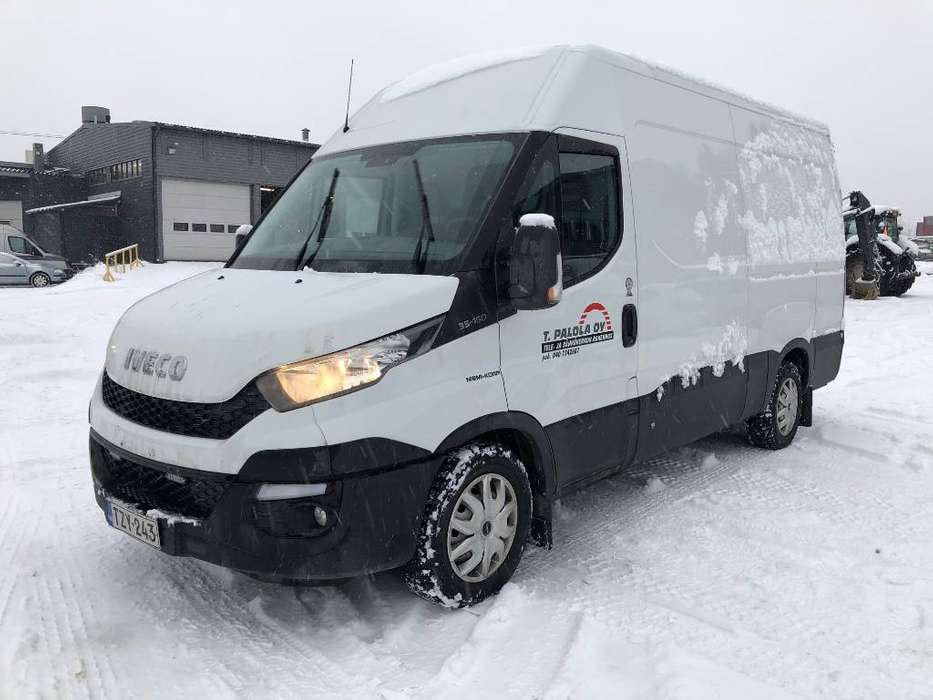 Iveco Daily 35 S 15 - 2015