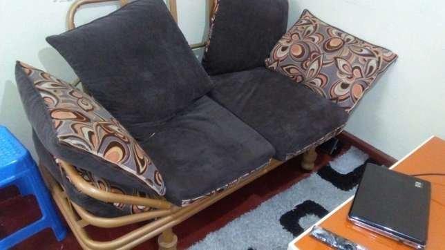 2 seater steel sofa Greenfields - image 2