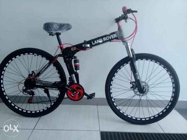 Land Rover folding bicycle 29inch 53bd