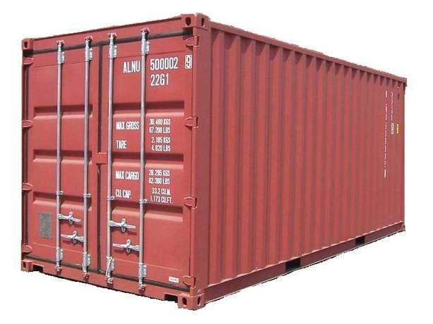 20ft Freight Containers Kampala - image 1