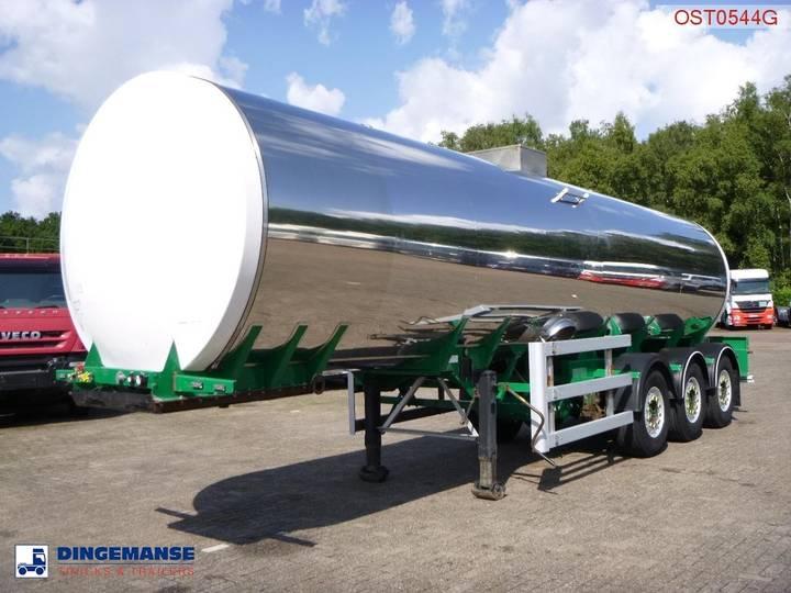 Crossland Food tank inox 30 m3 / 1 comp - 2005