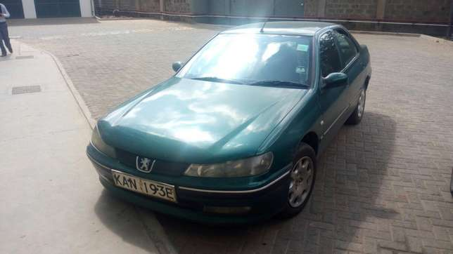 Peugeot 406 in mint condition Loresho - image 1