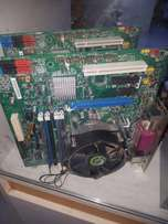 get I3 board and CPu for R1500