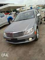 Tokumbo Mercedes benz c300, 2009 model for sale full options