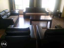 Beautifully furnished & serviced 2 bedroom apartment to let lavington