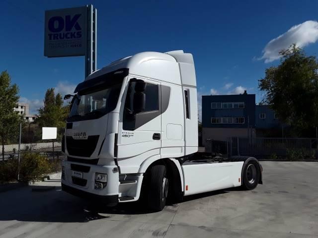Iveco As440s46t/p Hw Aut Int E6 - 2016