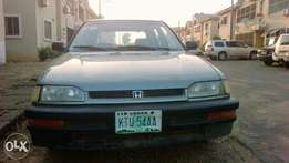 Honda accord used for sale, first body in good condition #250,000