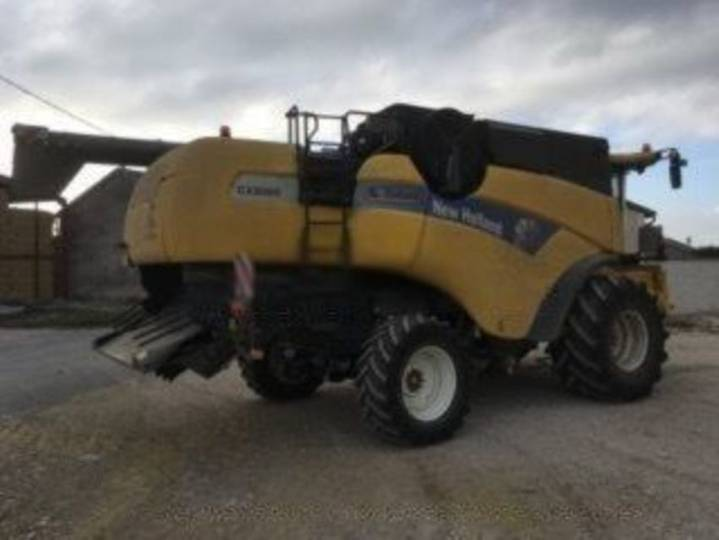 New Holland cx 8060 - 2008 - image 10