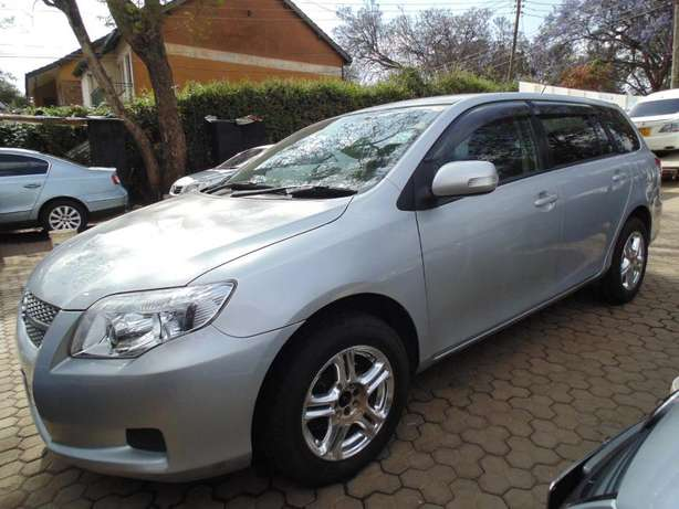 A very clean Toyota Fielder on sale Hurlingham - image 5