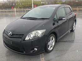 Foreign Used Toyota Auris Black For Sale Asking Price 1,225,000/=