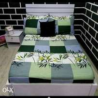 4by 6 bedsheets with 2pillow cases