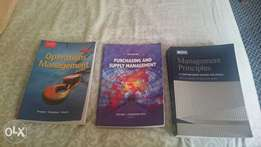 Supply Chain Management text books