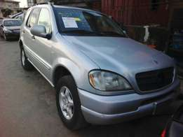 Tokunbo Mercedes Benz ML 320