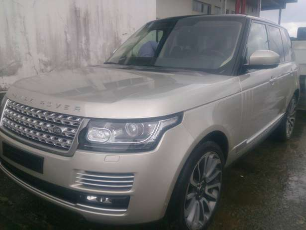2014 Range Rover Autobiography in PHC Port Harcourt - image 7