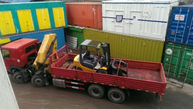 Forklift Hire Services Industrial Area - image 5
