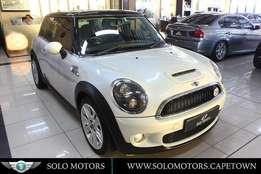 2010 Mini Cooper S Camden Hatchback