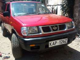 Very clean Nissan hardbody local 4wd