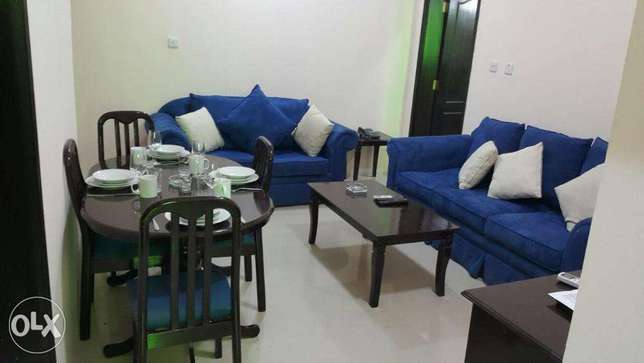 1 bhk Thumama 4000 qr monthly or yearly الثمامة -  8