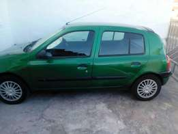 Renault Clio for sale in good condition