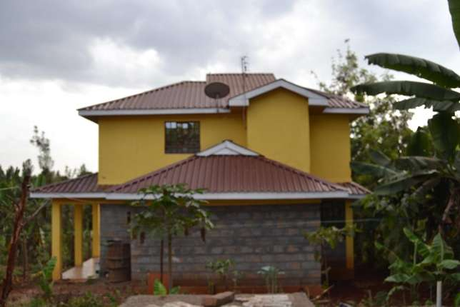 Superb modern 4 bedroom Furnished Maisonette to let 3 kms from Ruaka Ruaka - image 1