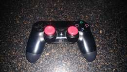 Sony Wireless Remote with Thumb Grips for PS4