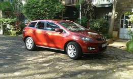 Quick sale on this well maintained Mazda CX7 manual 2008 KCD 2300cc