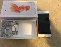 Apple iPhone 6S - 64GB Rose Gold (Factory Unlocked)