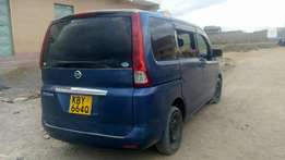 Nissan serena at 540k