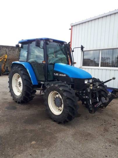 New Holland tl90 - 2001 - image 2