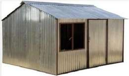 Steel huts installation Alberton, Steel huts delivery East rand