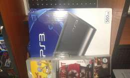 ps 3 console.