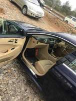 Extremely clean Mercedes CLS ,lady owned for sale
