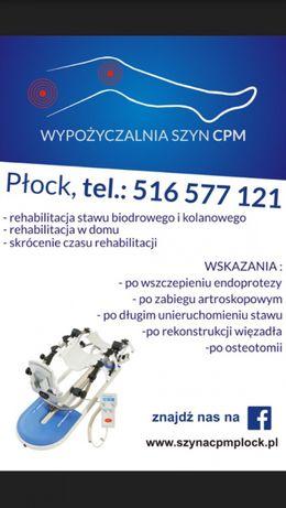 Wspaniały Szyna CPM OPTIFLEX 3 /Artromot K1stawu kolanowego i biodrowego PM08