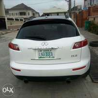 Registered 2010 Infinity Fx35 for sale
