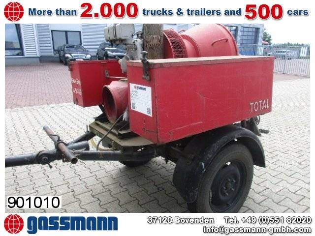 TOTAL LG 100 Leichtschaumgenerator - 1970