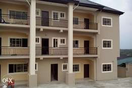 3 bed room flat with B/Q for sale