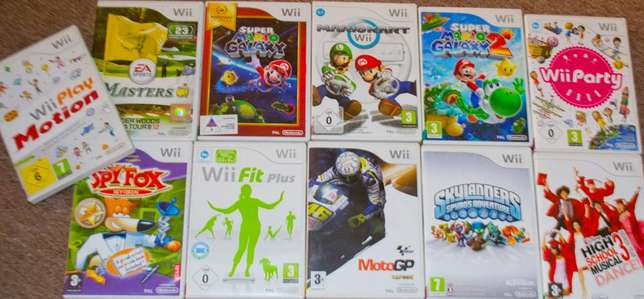 Relocation sale, Priced to go! Wii gaming console with 10+ extra games Benoni - image 3